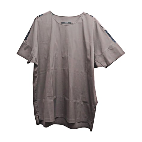 Tee-shirt GUCCI Gris, anthracite