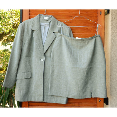 Tailleur jupe BLANCHEPORTE Vert