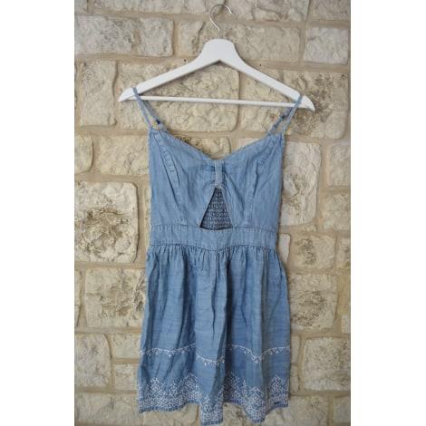 Robe courte HOLLISTER Bleu, bleu marine, bleu turquoise