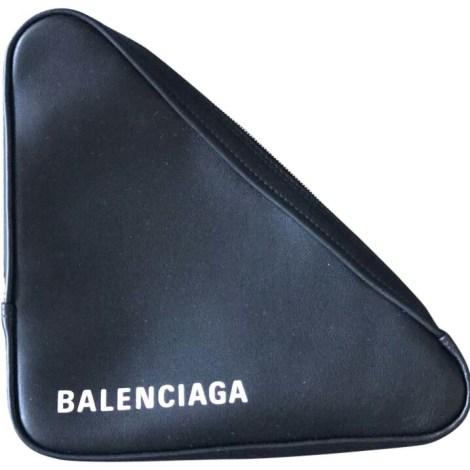 Pochette BALENCIAGA Noir
