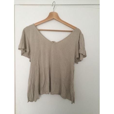 Top, tee-shirt BERENICE Beige, camel