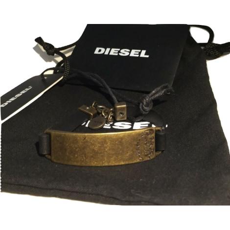Armband DIESEL Schwarz