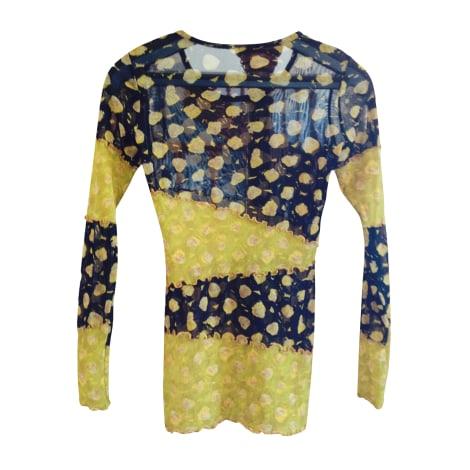 Top, tee-shirt CHACOK Jaune