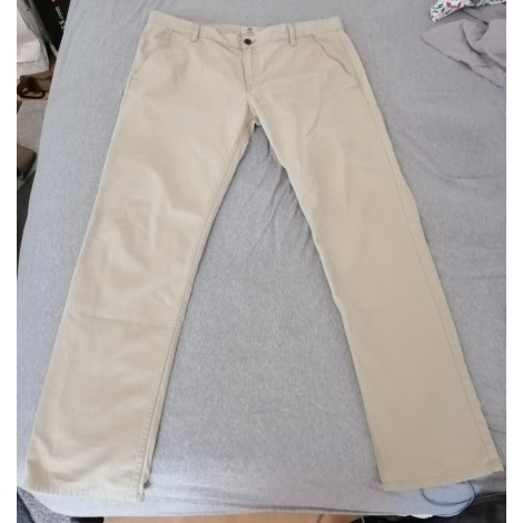 Pantalon droit TIMBERLAND Beige, camel