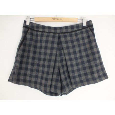 Short MADEMOISELLE R Gris, anthracite
