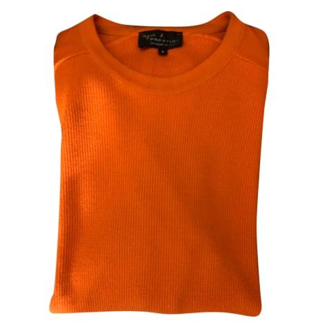 Pull AGNÈS B. Orange