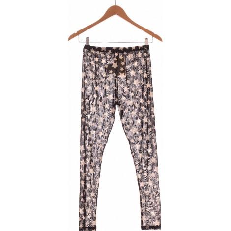 Pantalon droit MOLLY BRACKEN Noir