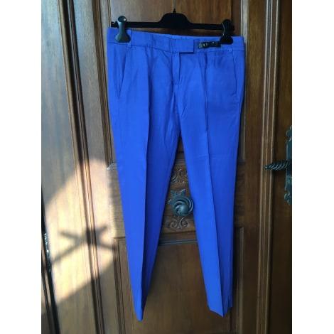 Pantalon droit MAJE Bleu, bleu marine, bleu turquoise