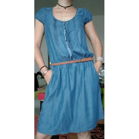 Robe en jeans PROMOD Bleu, bleu marine, bleu turquoise