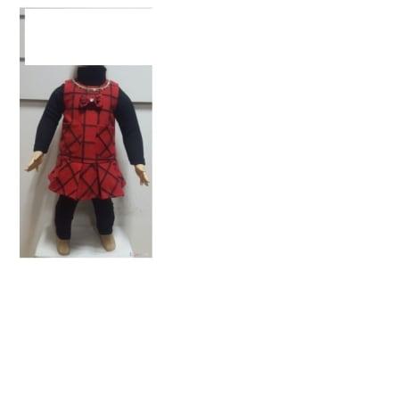 Ensemble & Combinaison pantalon CHICAPRIE Rouge, bordeaux