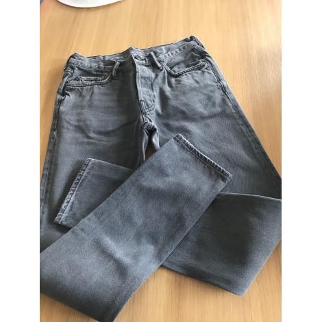Jeans slim ALL SAINTS Noir