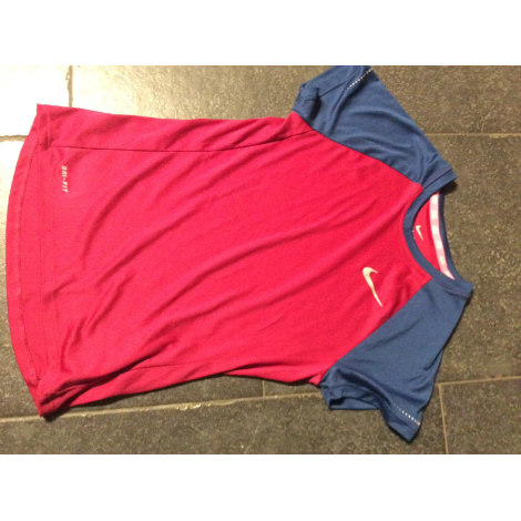 Top, Tee-shirt NIKE Rose, fuschia, vieux rose