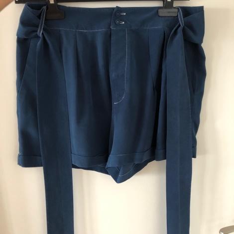 Short LES PETITES... Bleu, bleu marine, bleu turquoise