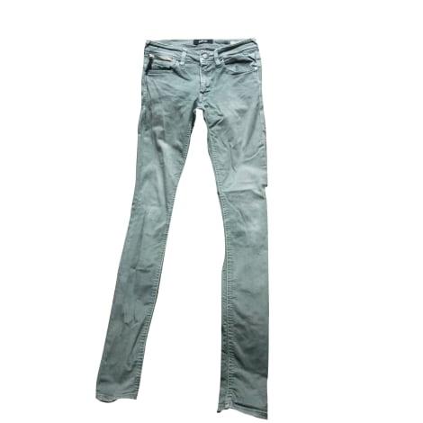 Jeans slim REPLAY Kaki
