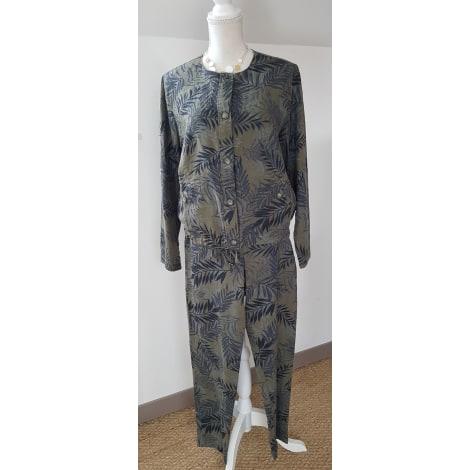Tailleur pantalon MAISON 1 2 3 Kaki