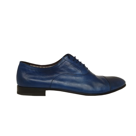 Chaussures à lacets FRATELLI ROSSETTI Bleu, bleu marine, bleu turquoise