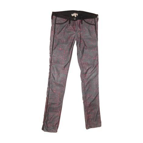 Jeans slim ISABEL MARANT Multicouleur