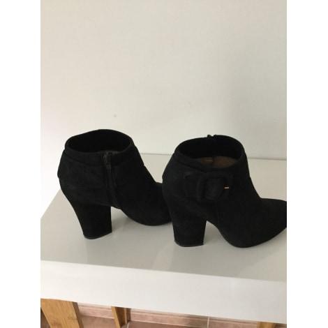 Bottines & low boots à talons UNISA Noir