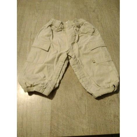 Pantalon KITCHOUN Beige, camel