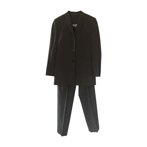 Tailleur pantalon CERRUTI 1881 Gris, anthracite