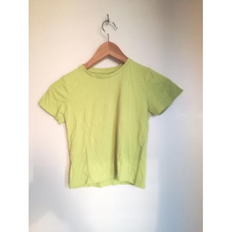 Tee-shirt GÉMO Vert