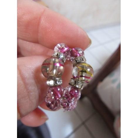 Ring SWAROVSKI Pink,  altrosa