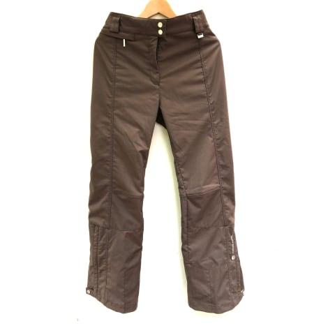 Pantalon de ski POIVRE BLANC Marron