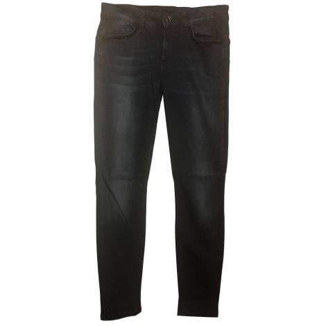 Pantalon droit LIU JO Bleu brut