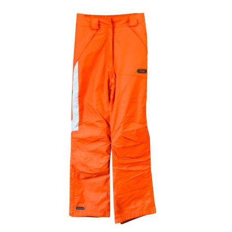 Pantalon large FILA Orange