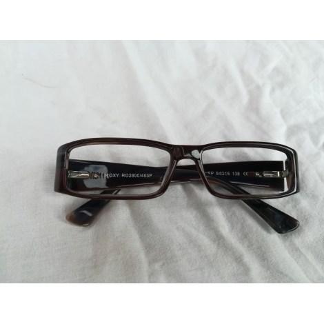 Monture de lunettes ROXY Rouge, bordeaux