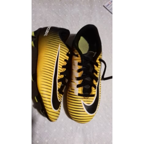 Chaussures de sport DÉCATHLON Jaune