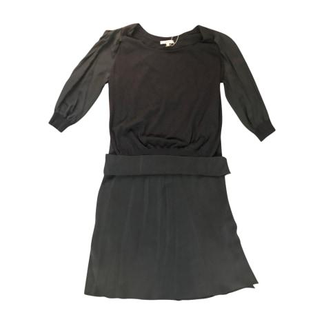 Robe pull VANESSA BRUNO Gris, anthracite