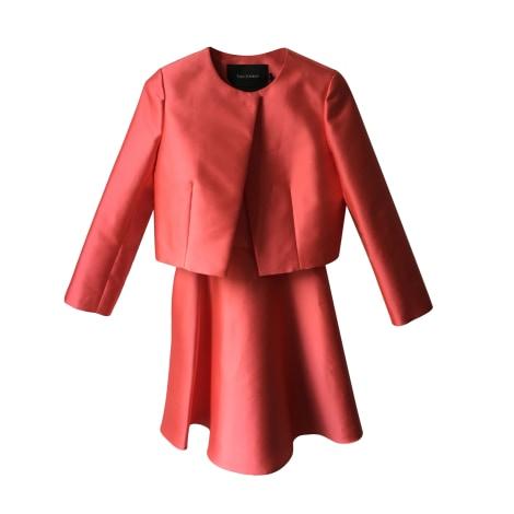 Tailleur robe TARA JARMON Rose, fuschia, vieux rose