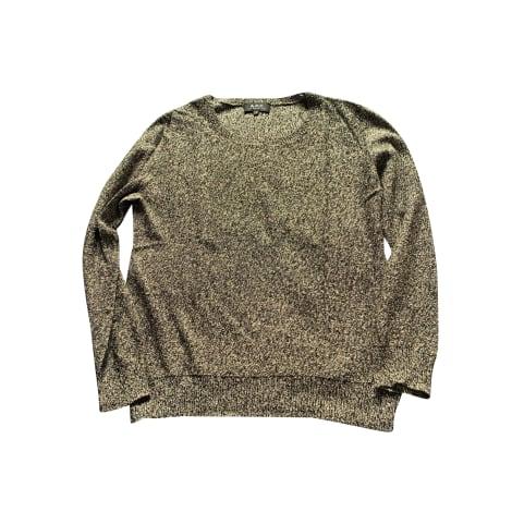Pull APC Doré, bronze, cuivre