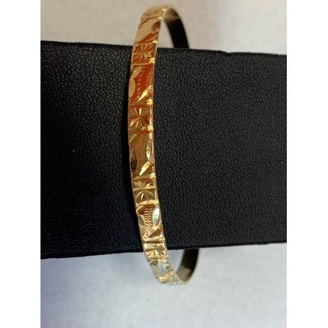 Bracelet NO NAME Jaune
