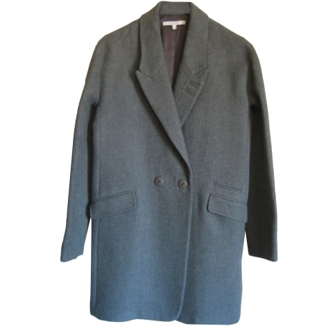 Manteau SUD EXPRESS Gris, anthracite