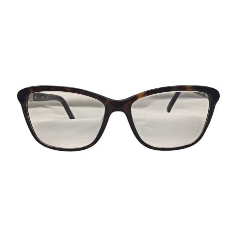 Monture de lunettes CHLOÉ Marron