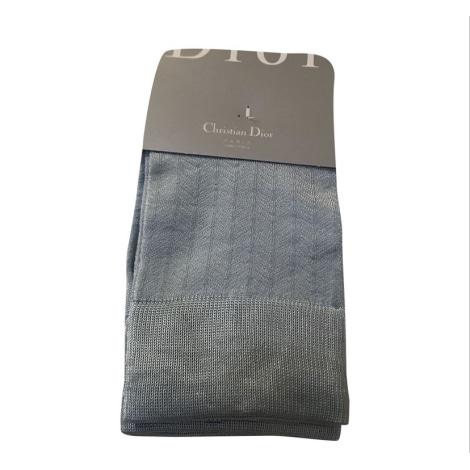Mi-chausettes DIOR Bleu, bleu marine, bleu turquoise