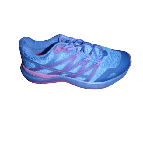 Chaussures de sport THE NORTH FACE Violet, mauve, lavande