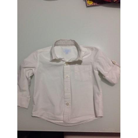 Chemise TEX BABY Blanc, blanc cassé, écru