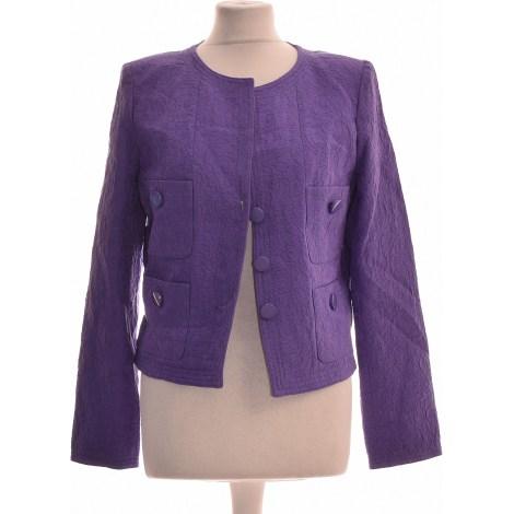 Blazer, veste tailleur WEILL Violet, mauve, lavande