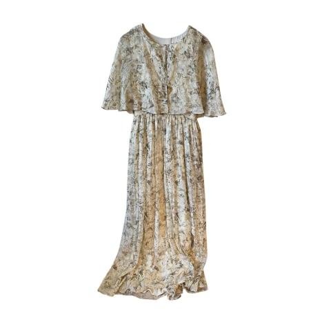 Robe longue CHLOÉ Multicouleur