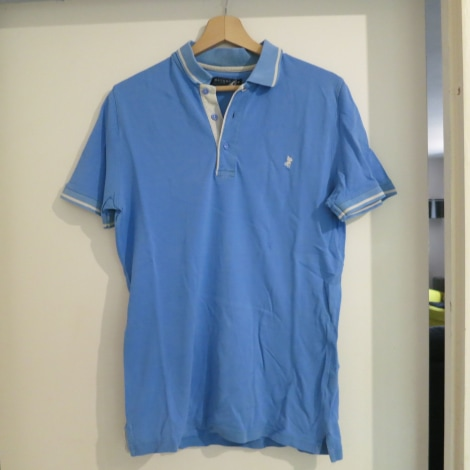 Polo BAYARD Bleu, bleu marine, bleu turquoise