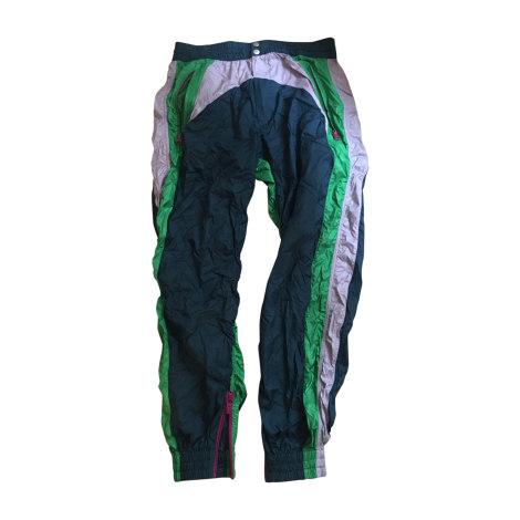 Pantalon de survêtement ISABEL MARANT Vert