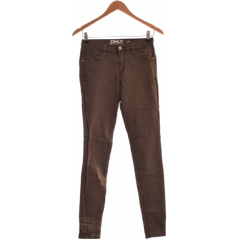 Jeans slim ONLY Vert