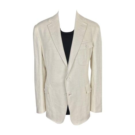 Veste de costume RALPH LAUREN Blanc, blanc cassé, écru