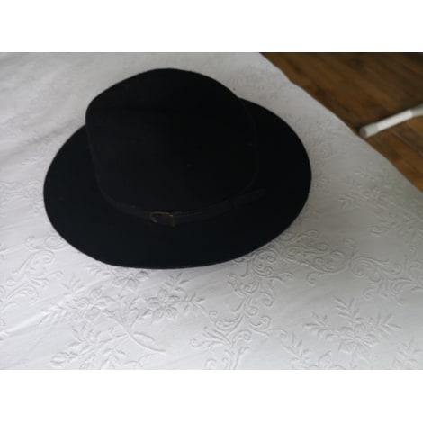 Chapeau MARQUE INCONNUE Noir