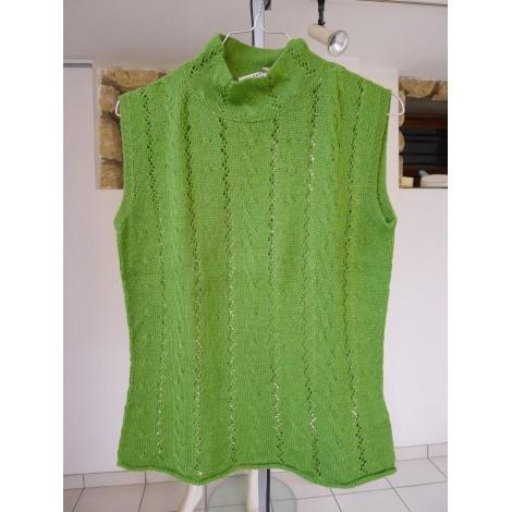 Top, tee-shirt ALPACA STUDIO Vert