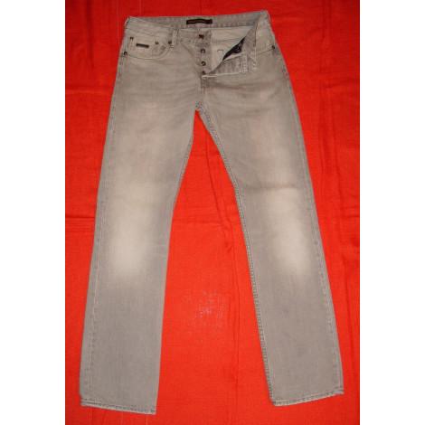 Jeans droit KAPORAL Gris, anthracite