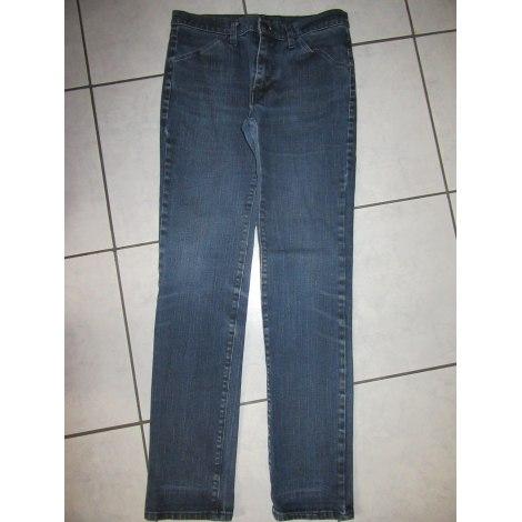 Jeans droit CLAUDIE PIERLOT Bleu, bleu marine, bleu turquoise